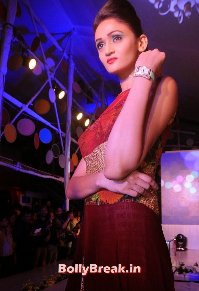 Sunny Leone Walks The Ramp For Designer Rohit Verma's Collection Showcase, Sunny Leone, Koena Mitra Hot Pics from  Rohit Verma's Bridal Show