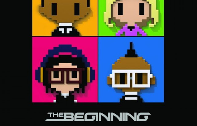 Concierto Black Eyed Peas en el Vicente calderón. 14 de julio