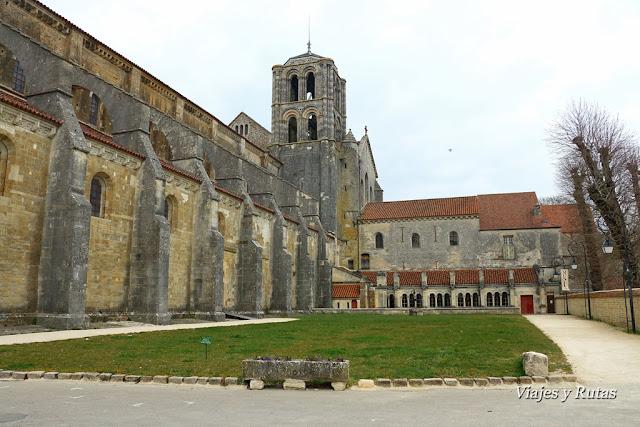 Santa María Magdalena de Vézelay, Francia
