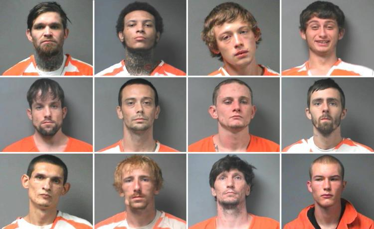 life of male inmates: Alabama County Jail Inmates