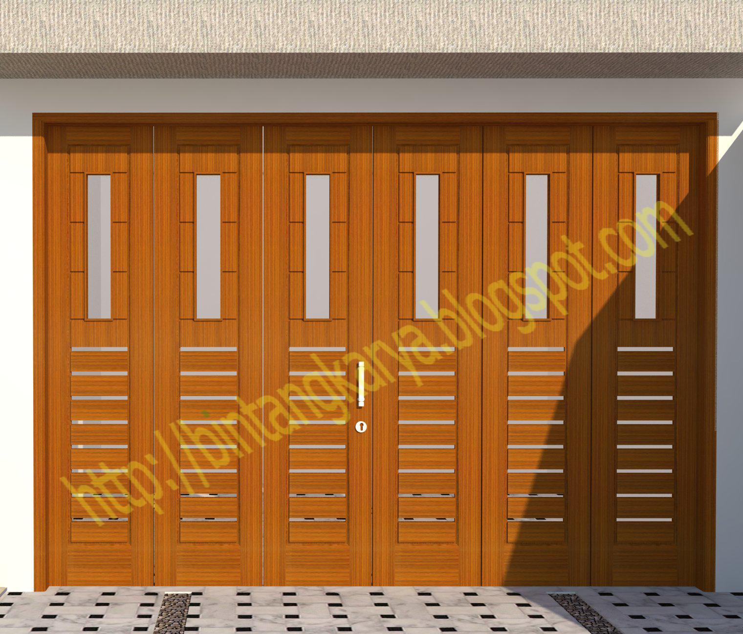 Pd Sumber Karya Pintu Garasi Minimalis