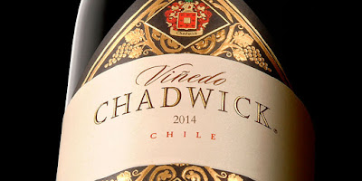 Viñedo Chadwick 2014 James Sucking 100 blog vin Beaux-Vins vins