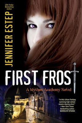 touch of frost jennifer estep pdf