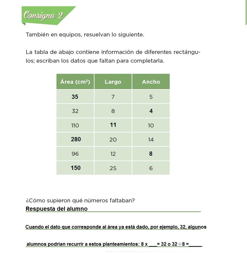 Respuestas Apoyo Primaria Desafíos Matemáticos 4to. Grado Bloque IV ...