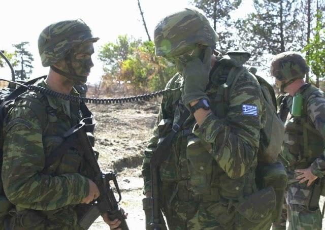 Έκτακτες Μεταθέσεις-Αποσπάσεις-Διαθέσεις Στρατιωτικών: Ερώτηση στη ΒτΕ