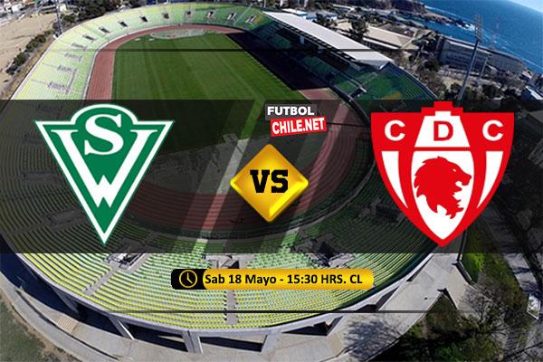 Mira Santiago Wanderers vs Deportes Copiapó en vivo y online por la Primera B