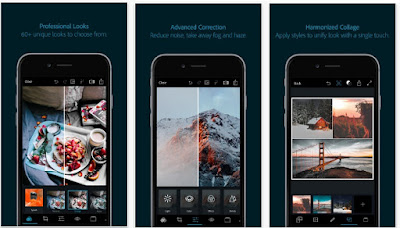 Adobe Photoshop Express APK,