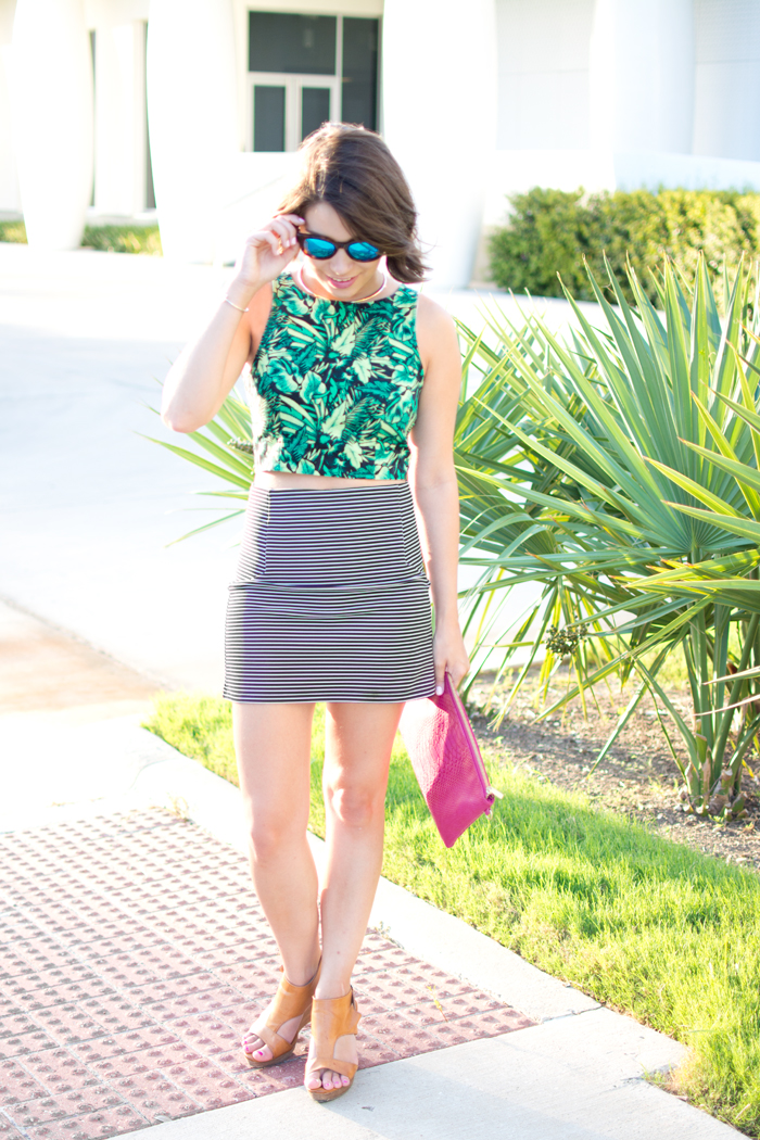 Palm Springs inspired Outfit