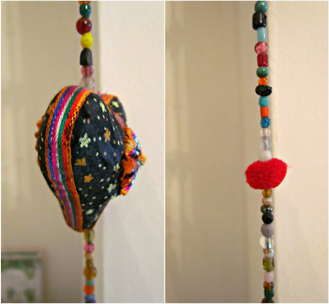 Bead decoration