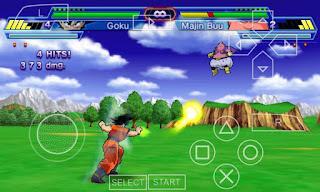 Game Dragon Ball Z Shin Budokai ISO
