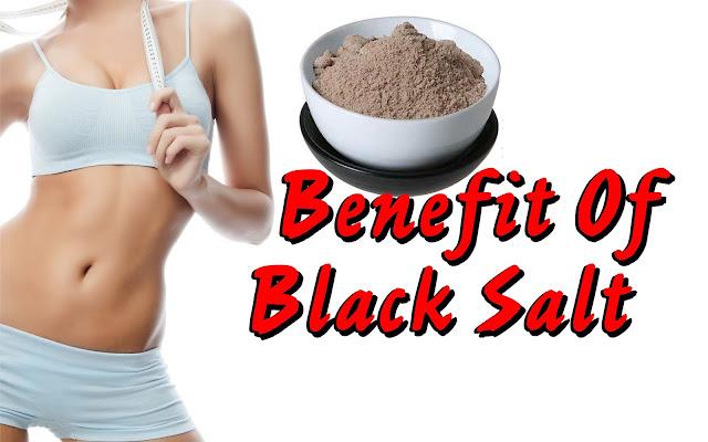 6 Healthy Benefits Of Drinking Black Salt With Luke Warm Water