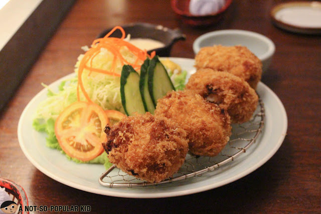 Korokke Dish of Tsumura