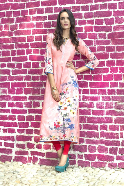 Monsoon Special Casual Kurti Online Shopping at Wholesale Price