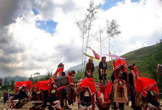 Traditional festivals in Sapa Lao Cai 4