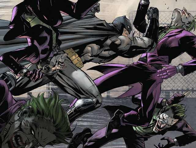 batman vs joker new 52