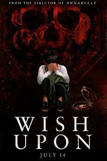 Sinopsis Wish Upon (2017)