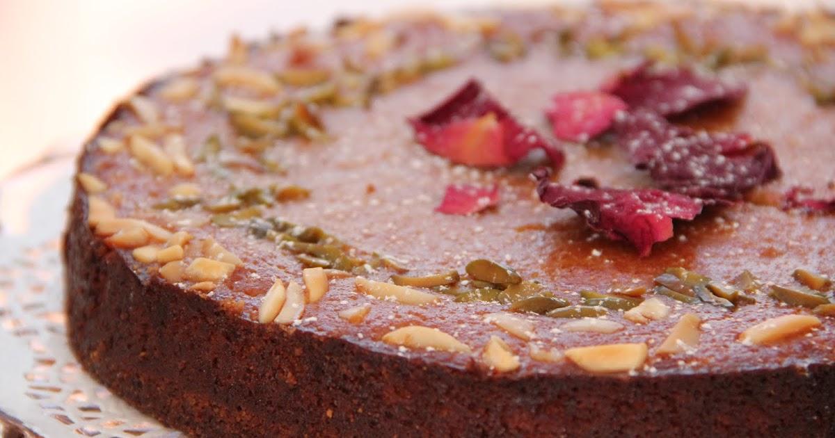 Persian Love Cake Recipe My Kitchen Rules