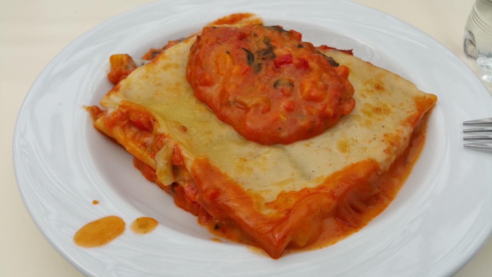 vegetarische Lasagne LBM
