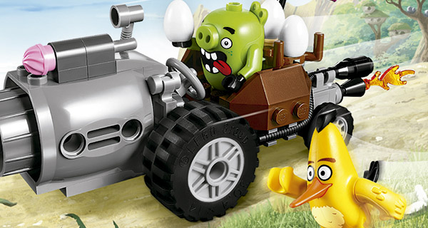 LEGO Angry Birds: La película