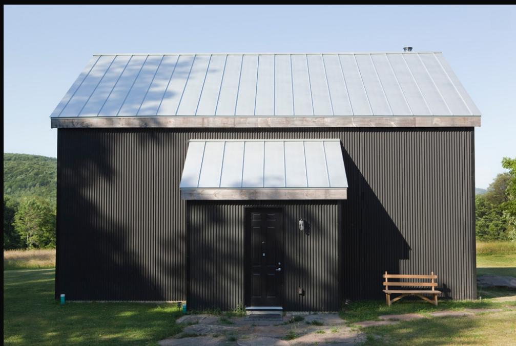 Norton Road Doors Windows And Corrugated Metal