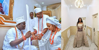 Ooni of Ile-Ife reveals why he married Prophetess Noami