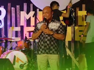 Abdullah Tahir Apresiasi Music Corner Season 14 di Ternate