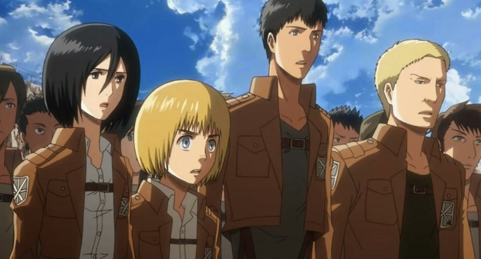 Attack on titan Screenshot 2