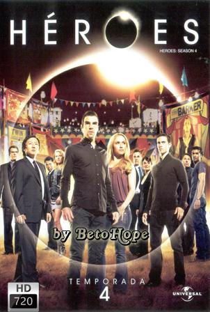 Heroes Temporada 4 [2009] [720p] [Latino-Ingles] [Google Drive] GloboTV
