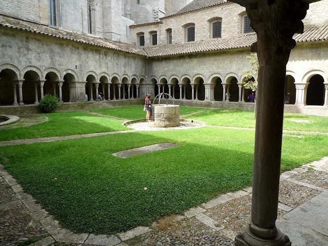 Claustro Catedral de Santa Maria