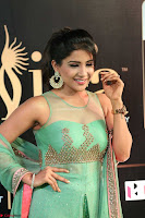 Sakshi Agarwal in Transparent Sleevelss Tight Gown at IIFA Utsavam Awards 010.JPG