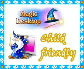 Customize your computer to Kid friendly using EasyBits Magic Desktop   www.InfoExpo.in