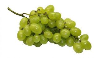 anggur hijau