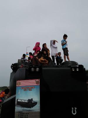Pameran Alutsista Semarang