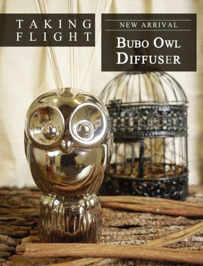 mt sapola bubo owl ceramic diffuser review
