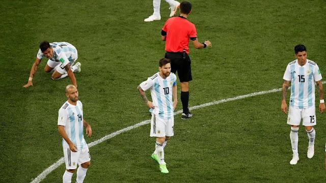 Prediksi Nigeria vs Argentina: Elang Super Bisa Tambah Luka Tim Tango