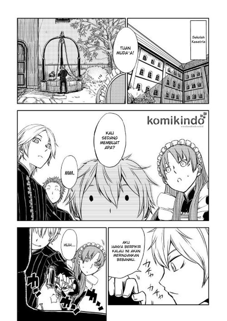 Baca Manga Isekai Tensei Soudoki Chapter 20 Bahasa Indonesia