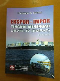 Buku Ekspor-Impor Tingkat Menengah - Level 4