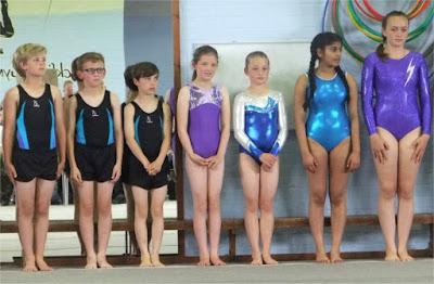 Danny S Blog Lisa Gymnastics Uckfield