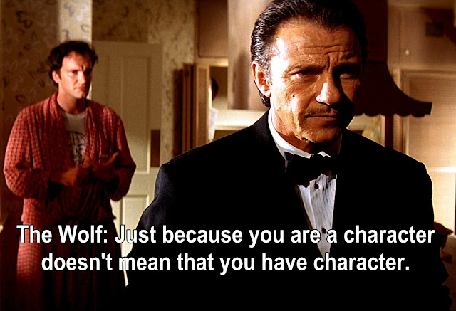 pulp fiction movie quotes, escapematter
