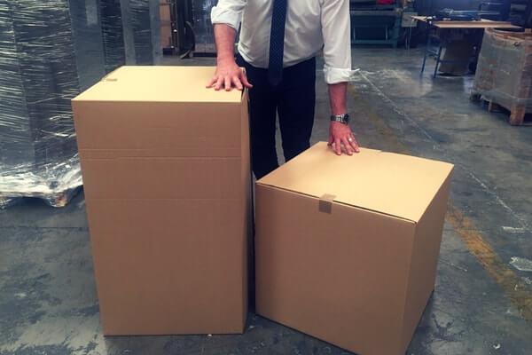cajas para sillas