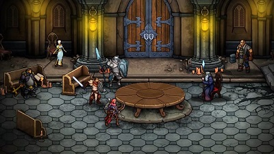 Sin Slayers: The First Sin Gameplay
