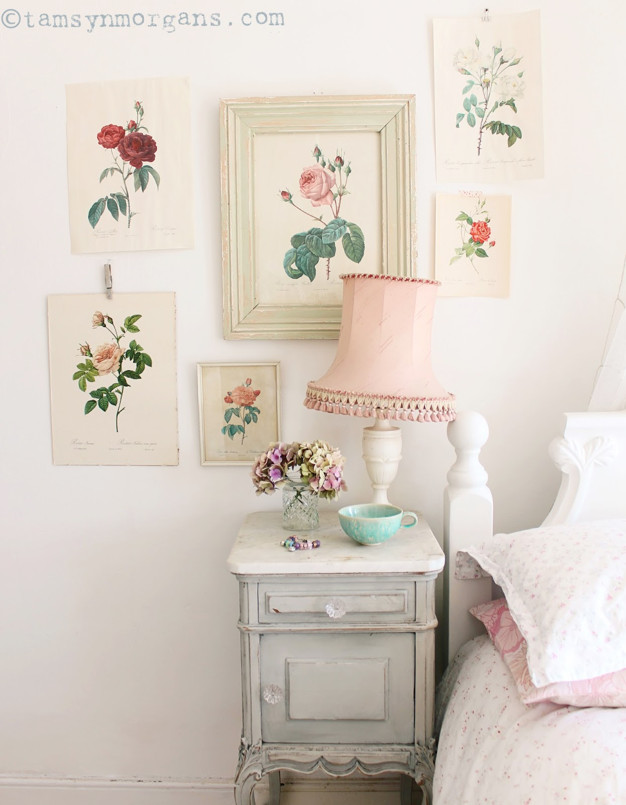 My Bedside Table: The Villa On Mount Pleasant