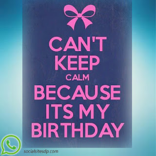 pics for whatsapp dp on birthday