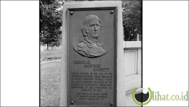 Deborah Sampson, 1760-1827 ... Ekstraksi Musket Bola