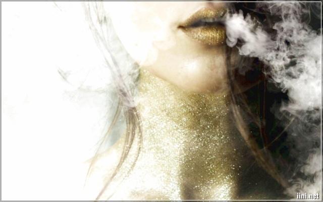 phụ nữ và khói thuốc lá