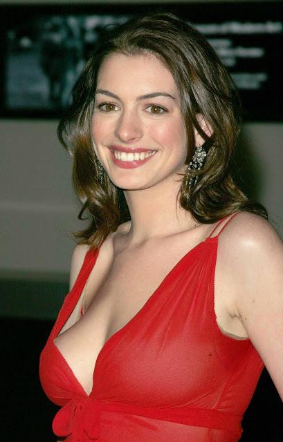 Anne Hathaway - Fotos de la Hermosa Atriz Anne Hathaway
