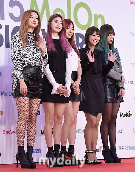 EXID signs contract with Chinese chaebol Wang Sicong in