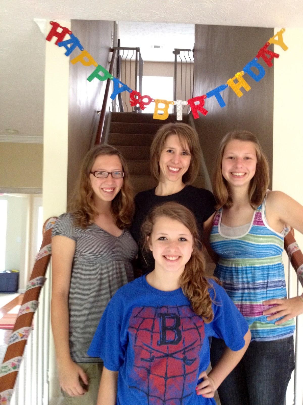 apedaile 6 birthday celebration part 2