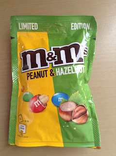 M&M's Peanut and Hazelnut