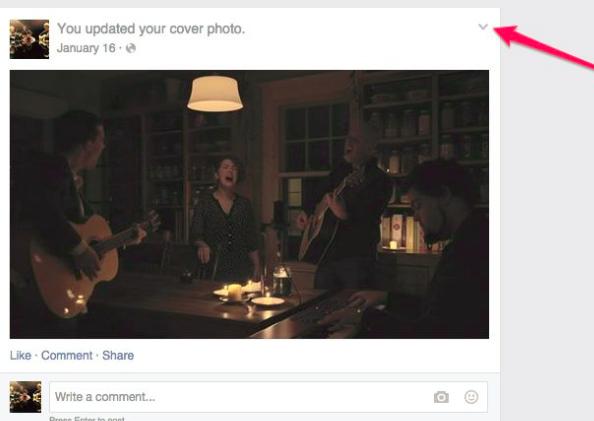 How to Unhide A Facebook Post - Jason-Queally